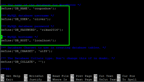 mengedit database, mengatur database, memperbaiki database