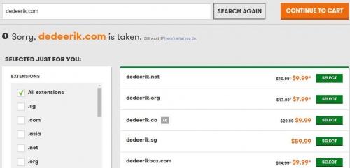 situs untuk membuat website, domain perusahaan bagaimana cara membeli domain, website situs, nama website, tips memilih domain, nama domain yang bagus,