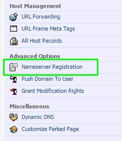 daftar nameserver, registrasi nameserver