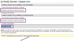 auto renew domain di namecheap, memperpanjang otomatis domain namecheap, bayar domain otomatis